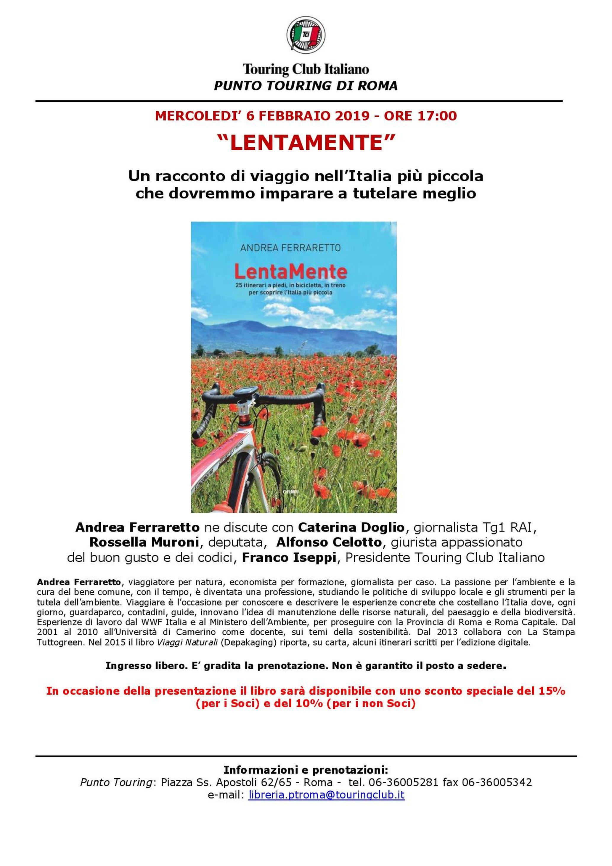 Presentazione LENTAMENTE - 6 febbraio TCI roma-page-001